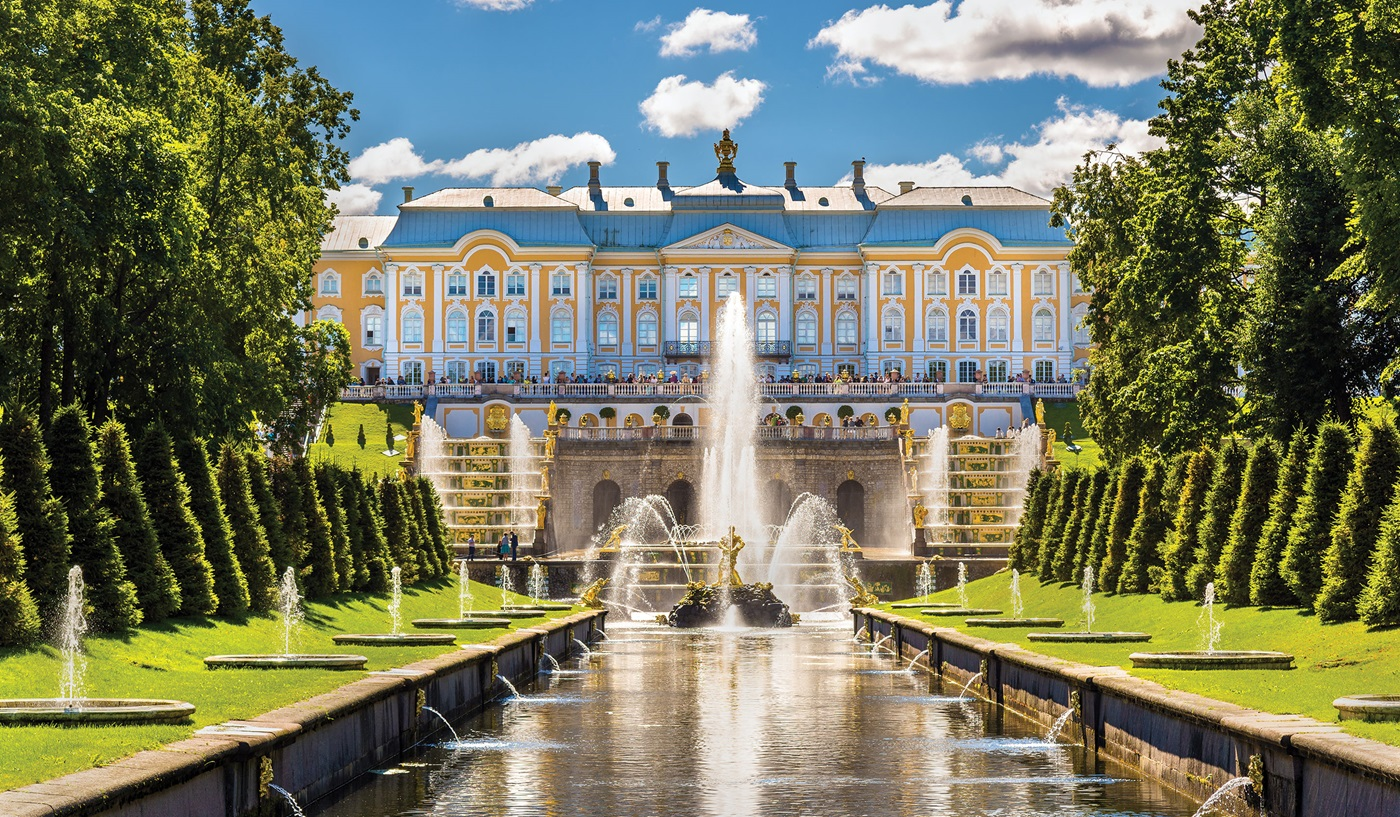 Baltic Treasures Russia Escorted Tour