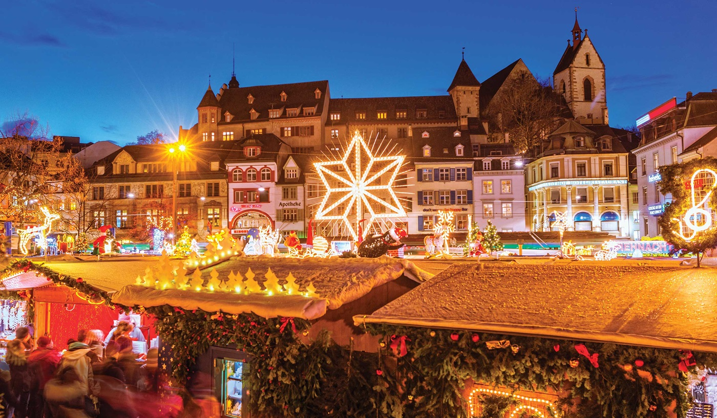 Rhine River Christmas Market Cruise