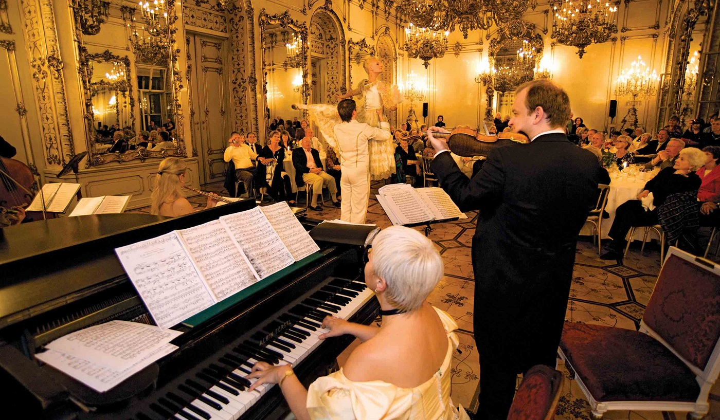 Musical Magic Danube River Cruise