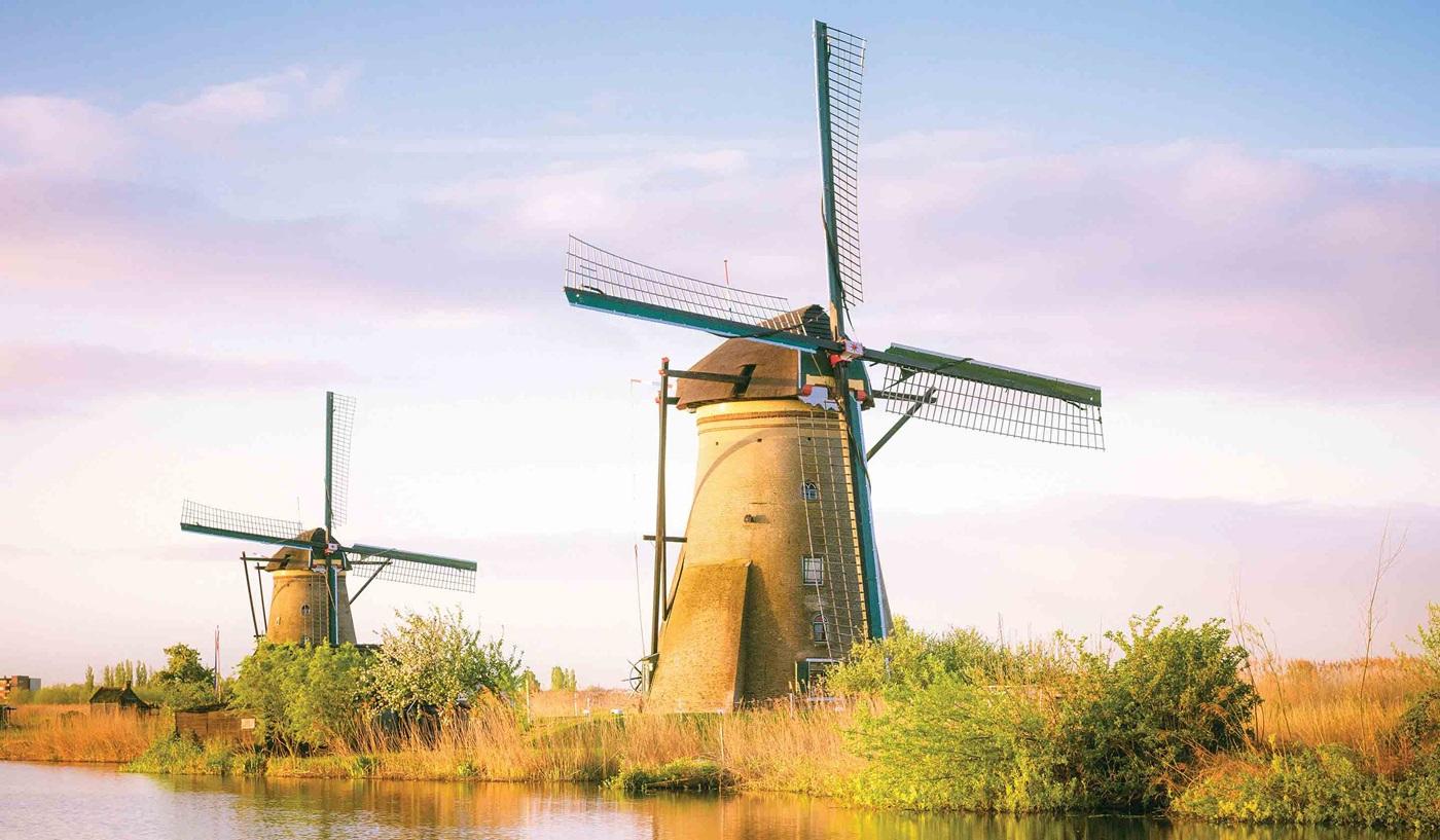 Belgium Holland River Cruise