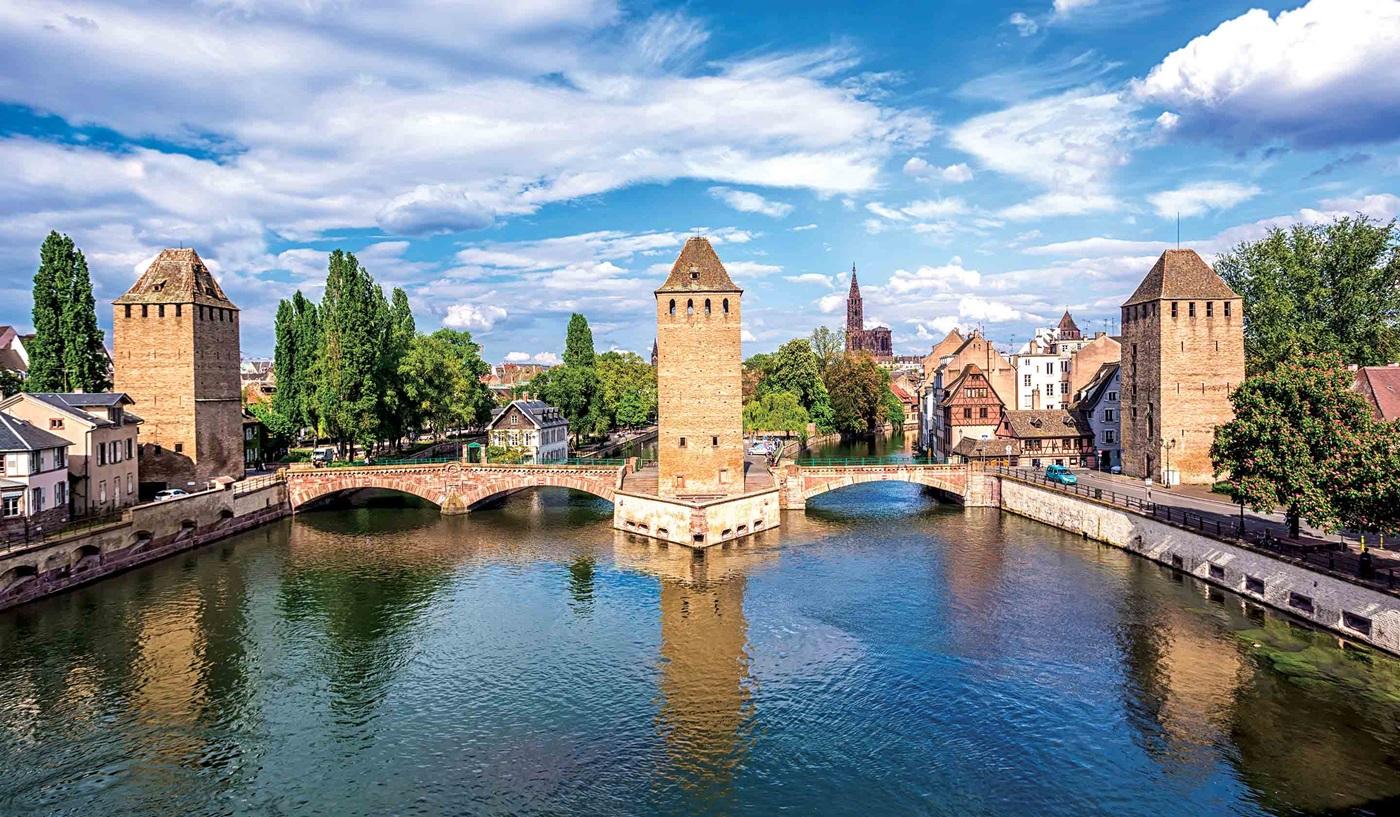 Romantic Rhine Basel Amsterdam River Cruise