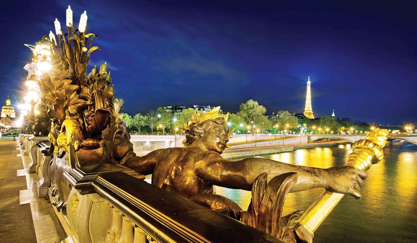 Versailles Paris London River Cruise and Tour