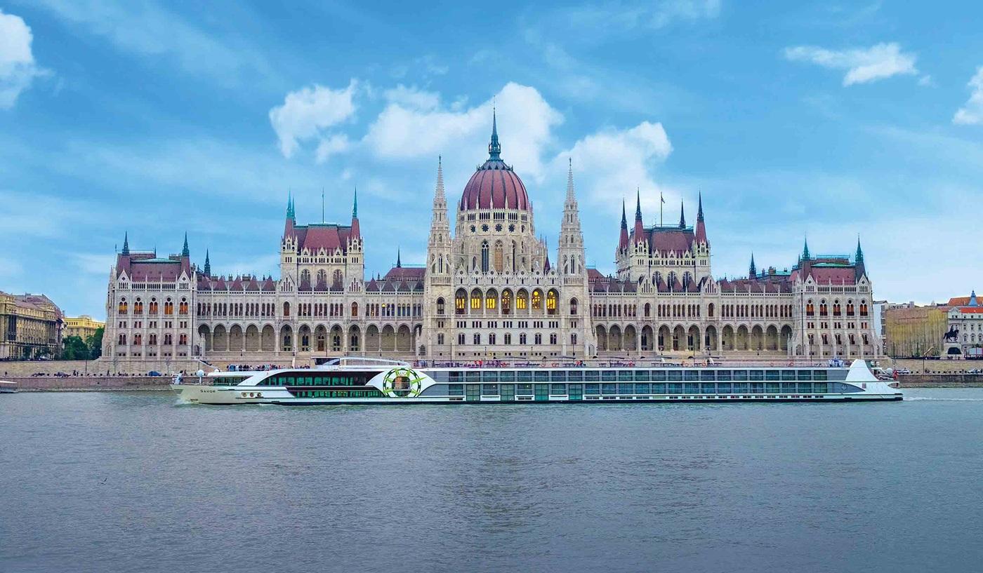 Budapest to Black Sea River Cruise