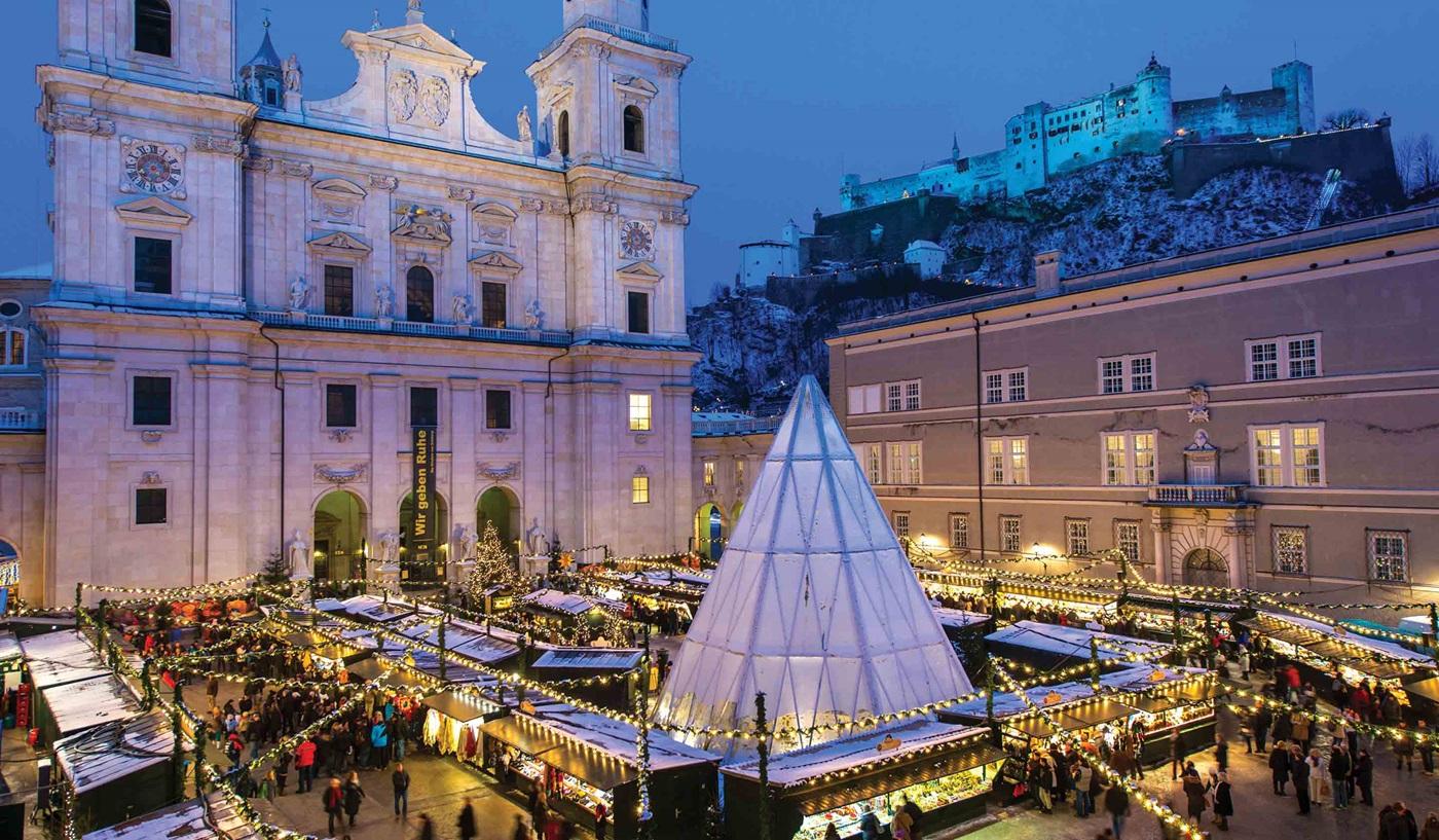 Danube River European Christmas Market Cruise