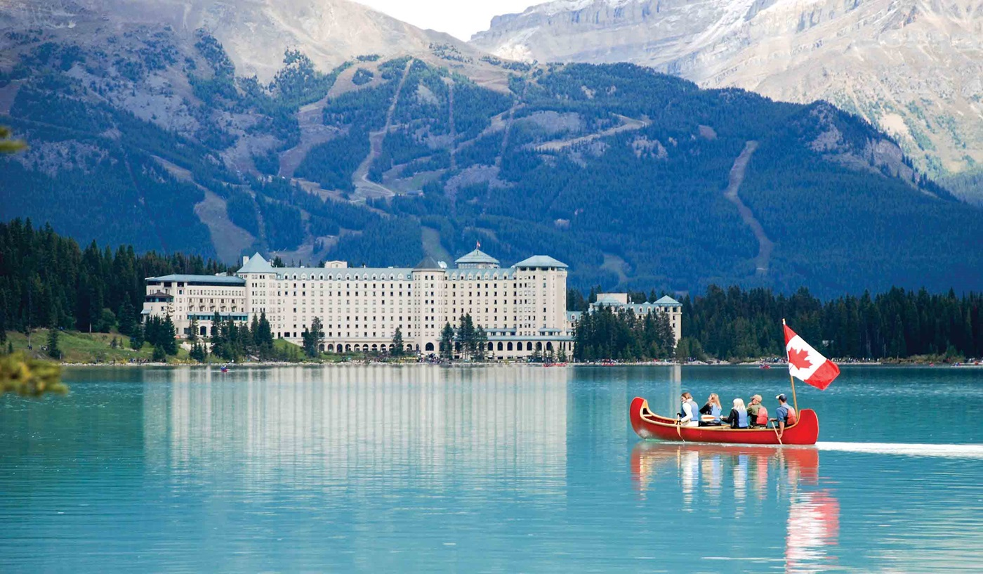 Grand Canadian Rockies Escorted Tour