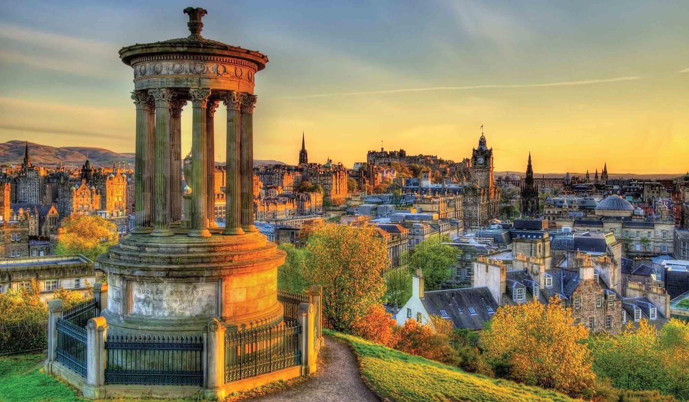 Week in Scotland Escorted Tour