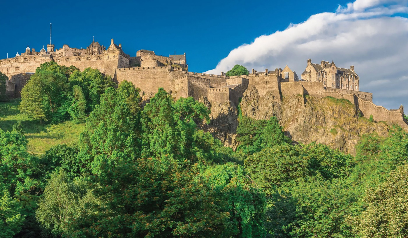 Week in Scotland Escorted Tour