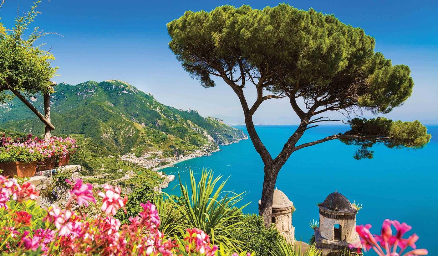 Sicily Amalfi Coast Rome Italy Cruise