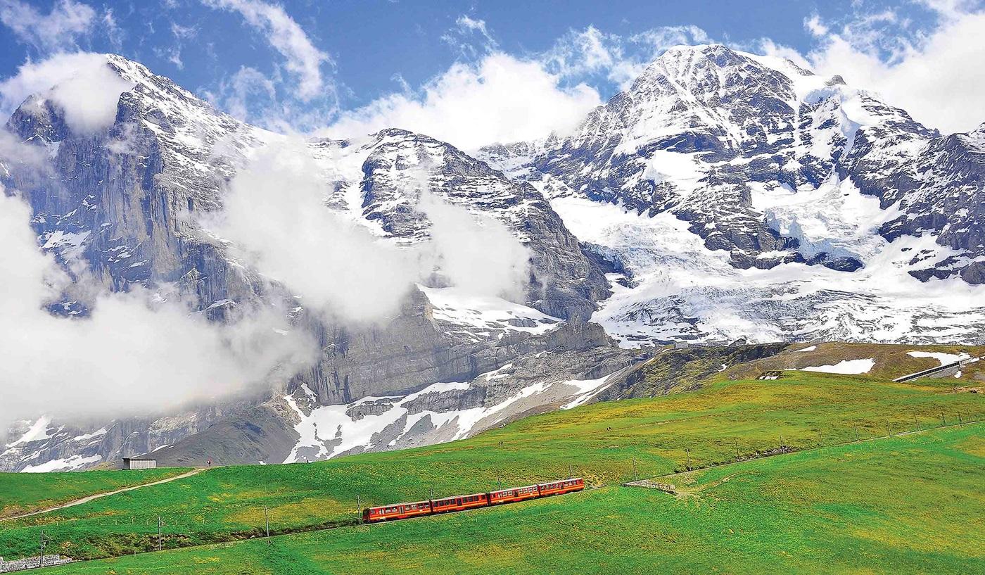 Europe Crown Jewel Switzerland Escorted Tour