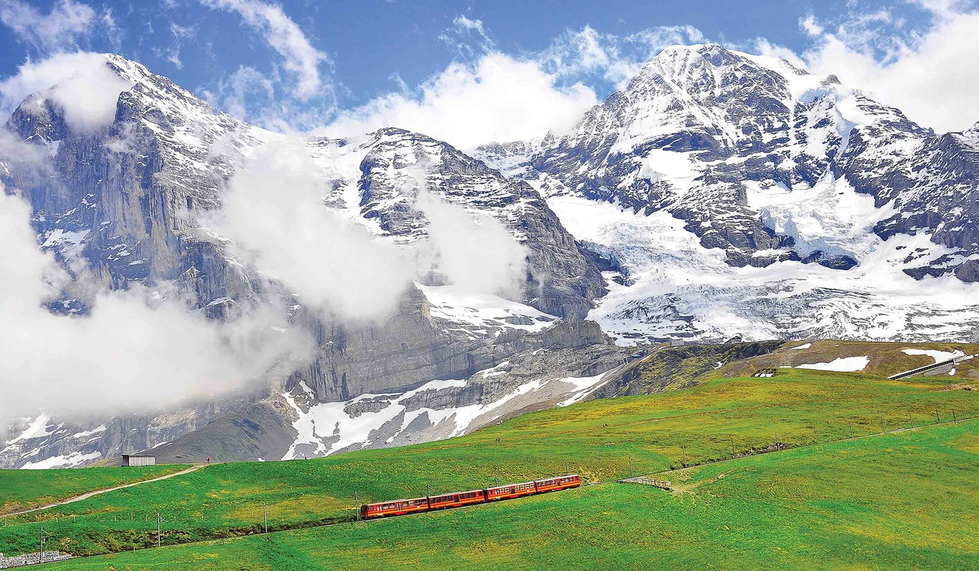 Europe Crown Jewel Switzerland Escorted Tour