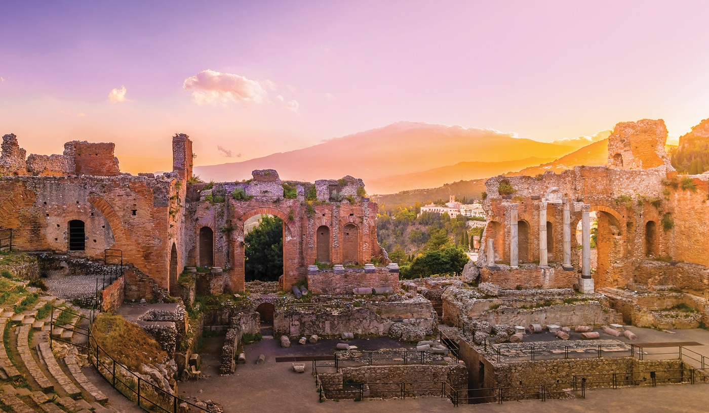 Culture Through the Ages Escorted Sicily Tour
