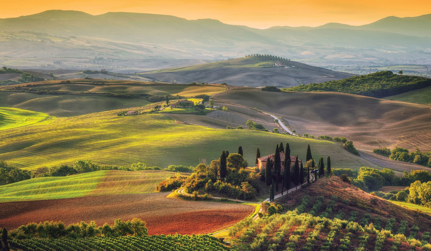Week in Tuscany Umbria Escorted Tour