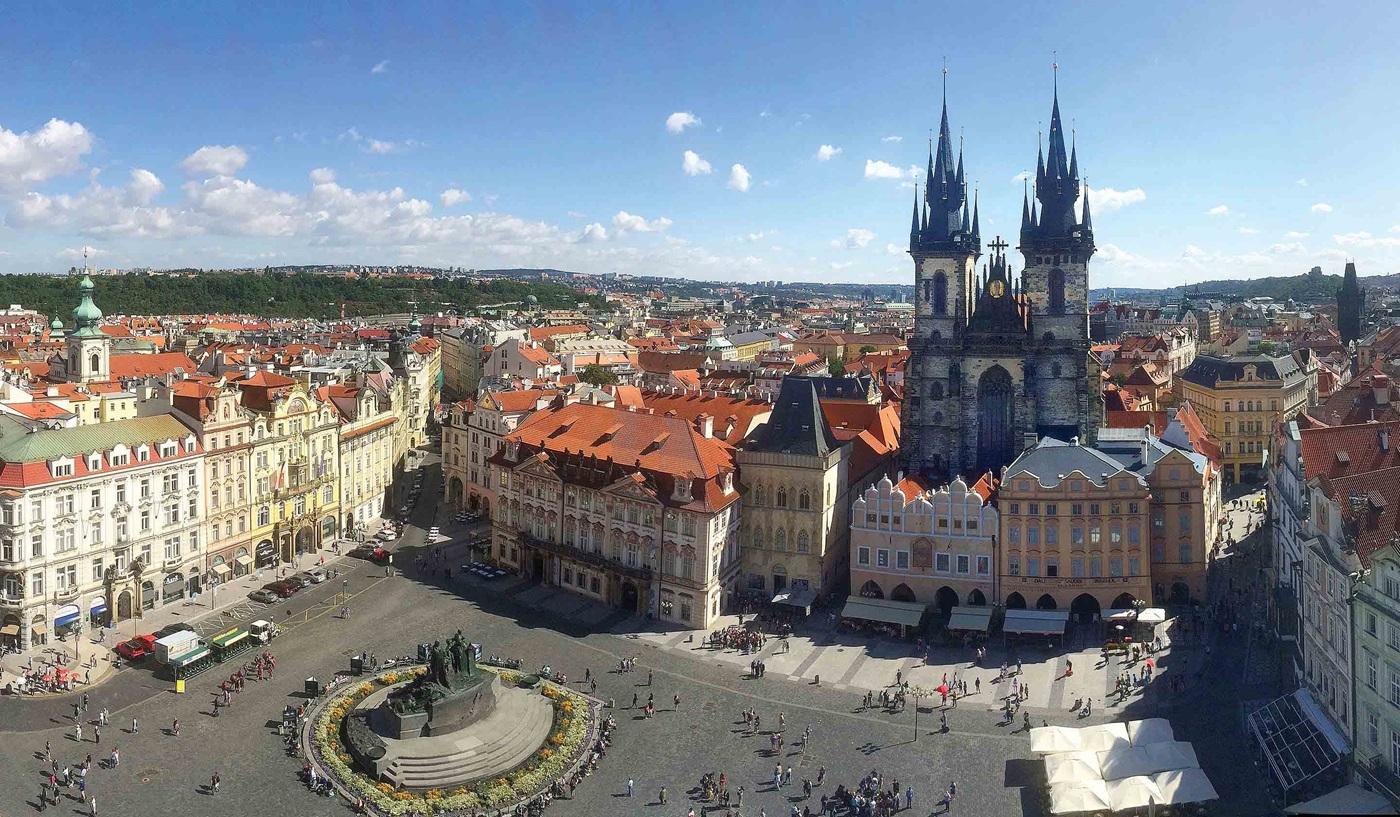 Imperial Europe Prague Vienna Budapest Escorted Tour