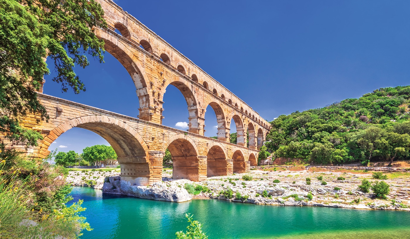 Provence France Escorted Tour