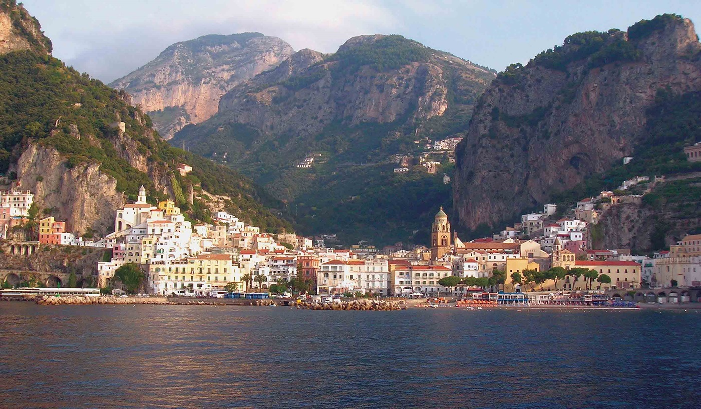 Amalfi Coast Capri Southern Italy Guided Tour