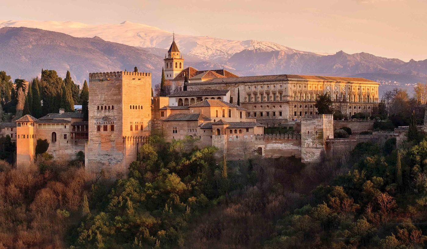 Week in Spain Escorted Tour