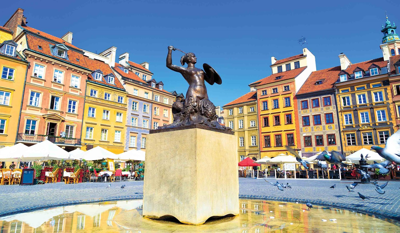 Warsaw Budapest Vienna Prague Jewish Heritage Tour
