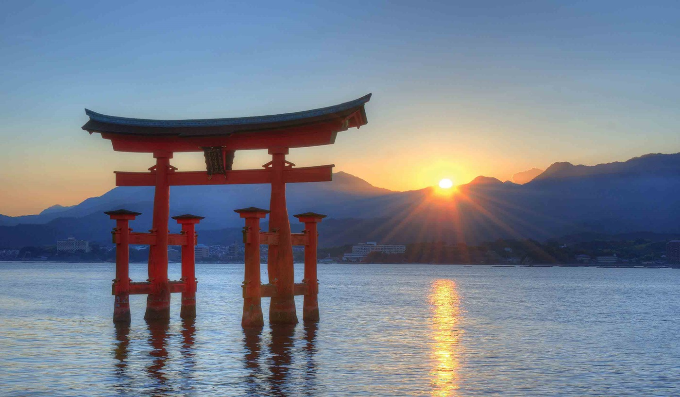 Land of Rising Sun Japan Cruise
