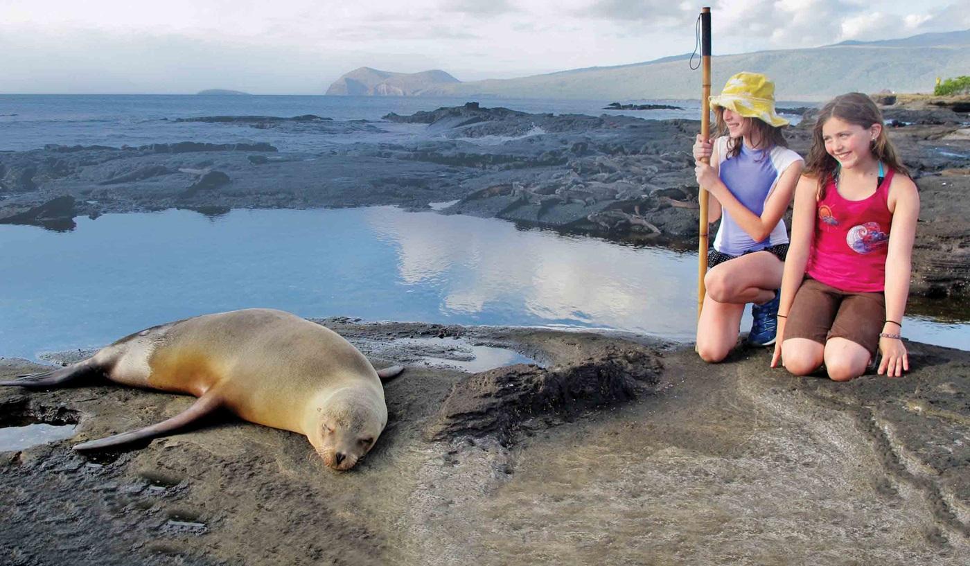 Wildlife Wonderland Galapagos Escorted Family Tour