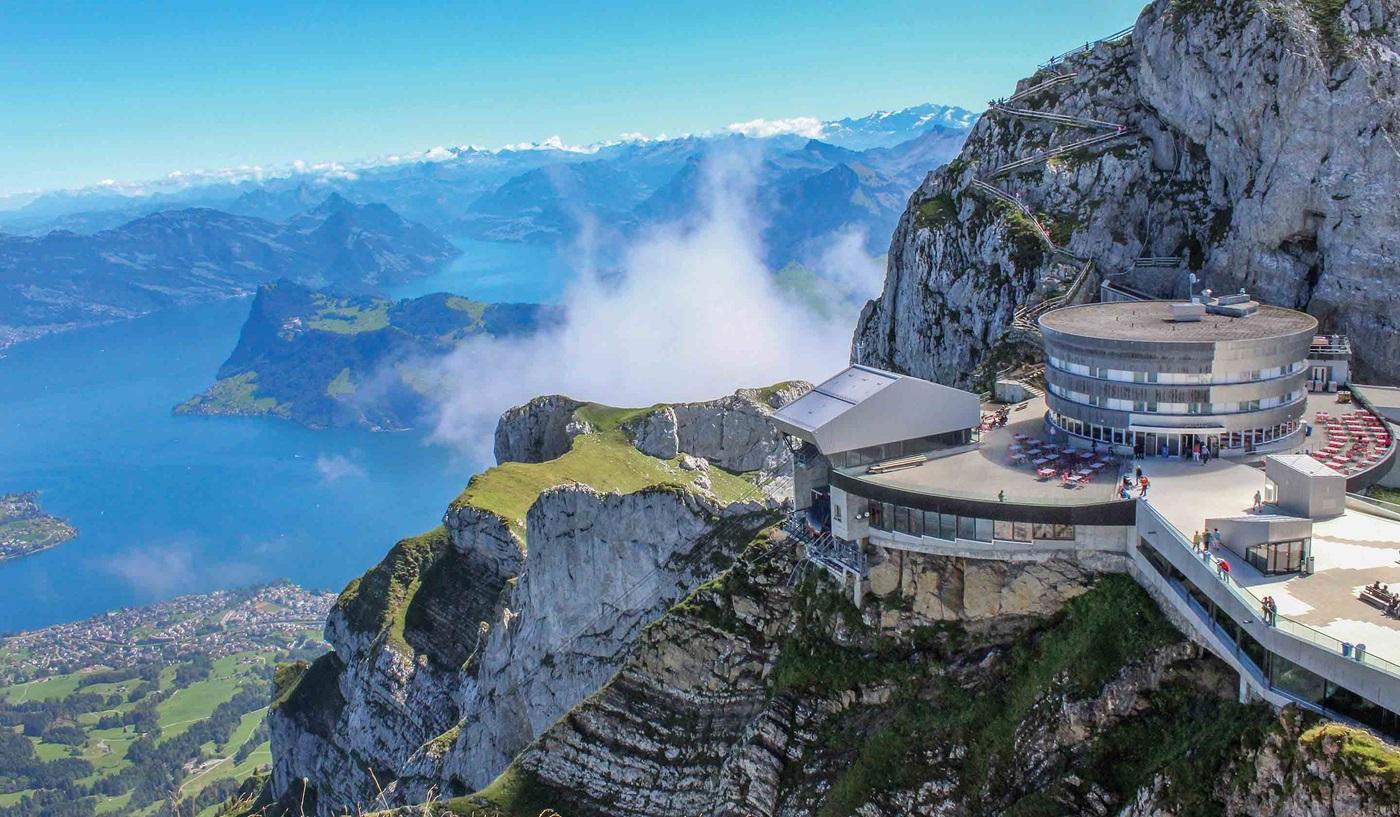 Alpine Switzerland Escorted Family Tour