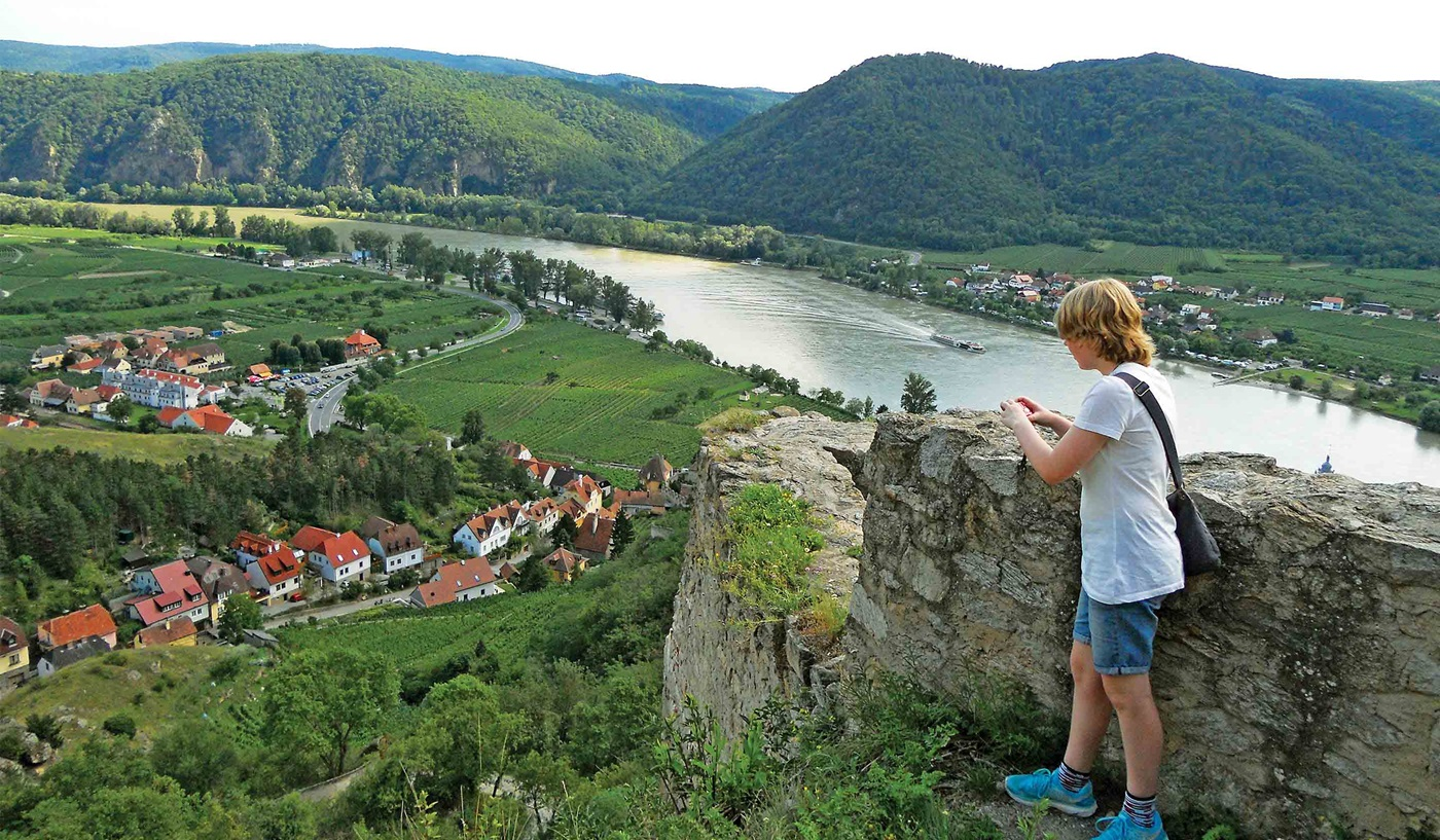 Danube Family Riverboat Cruise and Tour