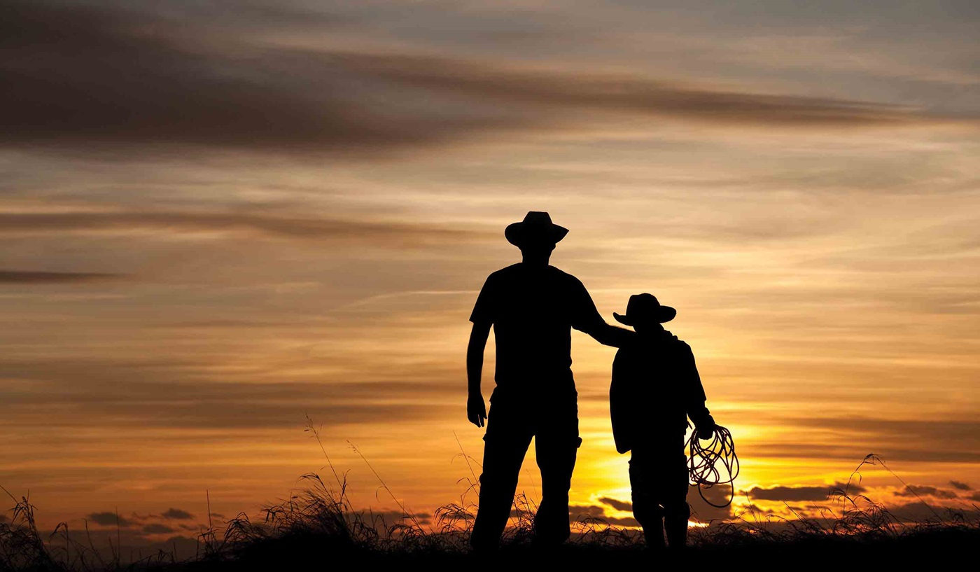 Cowboy Country Wyoming Escorted Family Vacation