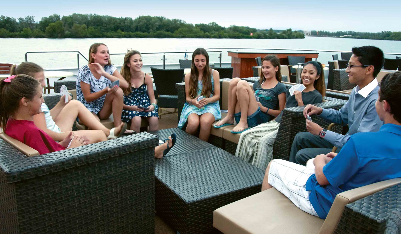 Bon Voyage France Family River Cruise
