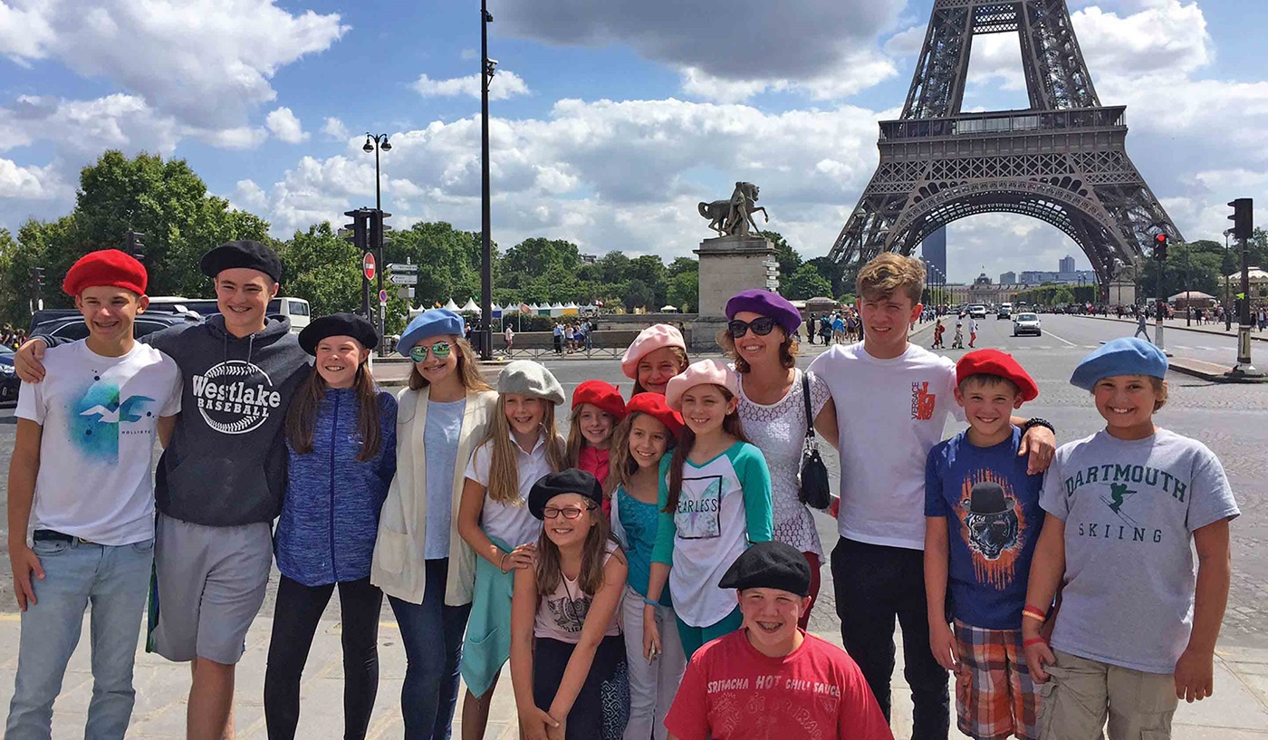 Paris to Normandy France Family Cruise and Vacation