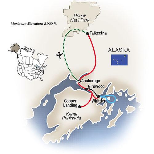 Call of Wild Alaska Guided Family Tour