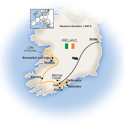 Forever Ireland Guided Family Tour