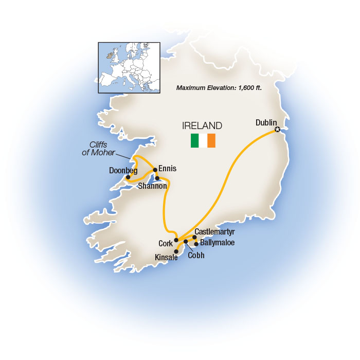 Ireland Forever Family Guided Tour