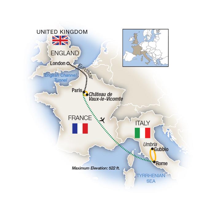 Grand Europe Bridges Family Guided Tour