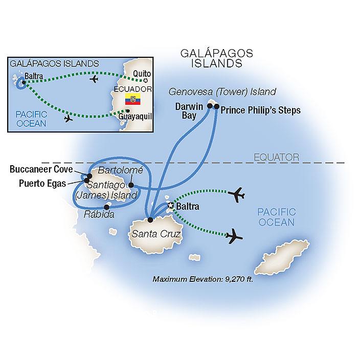 Galapagos Family Tours