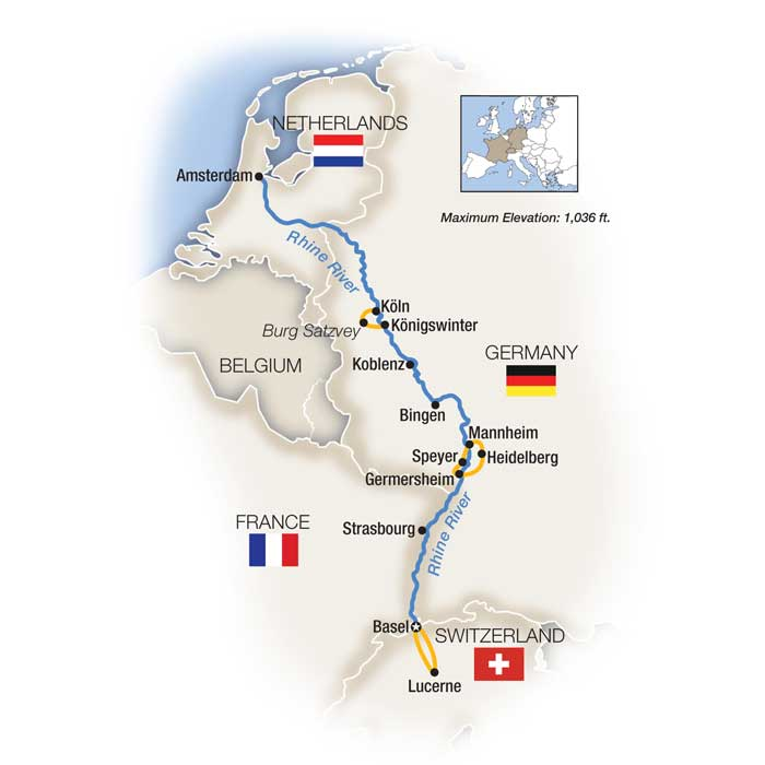 Holland River Cruise