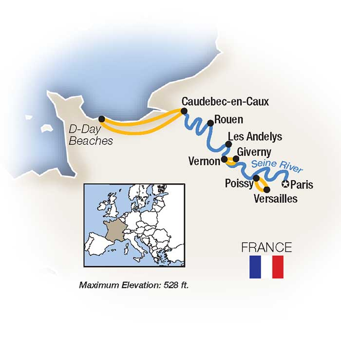 France Family Vacation