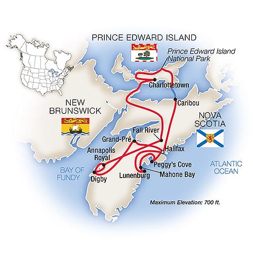 Nova Scotia Tours
