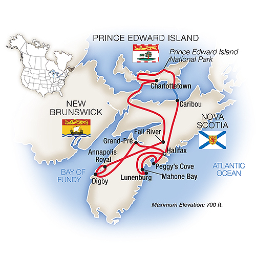 Nova Scotia Tours