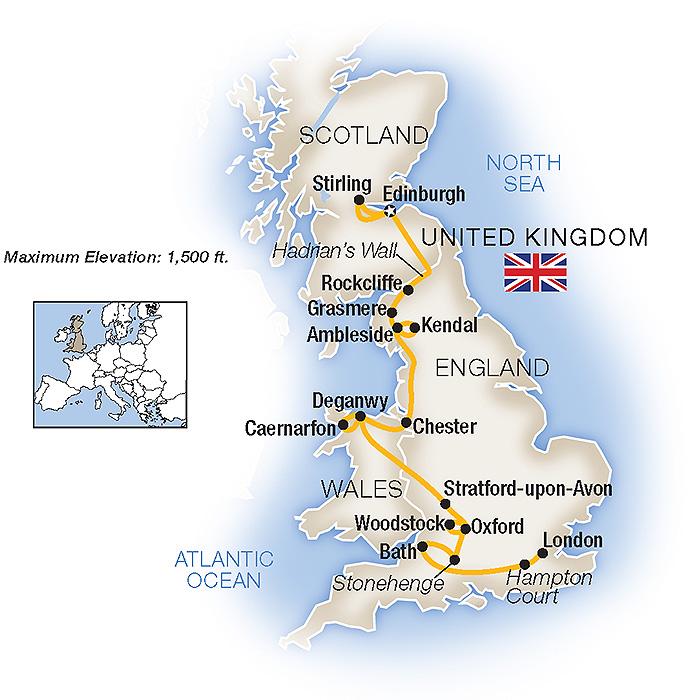 England Travel