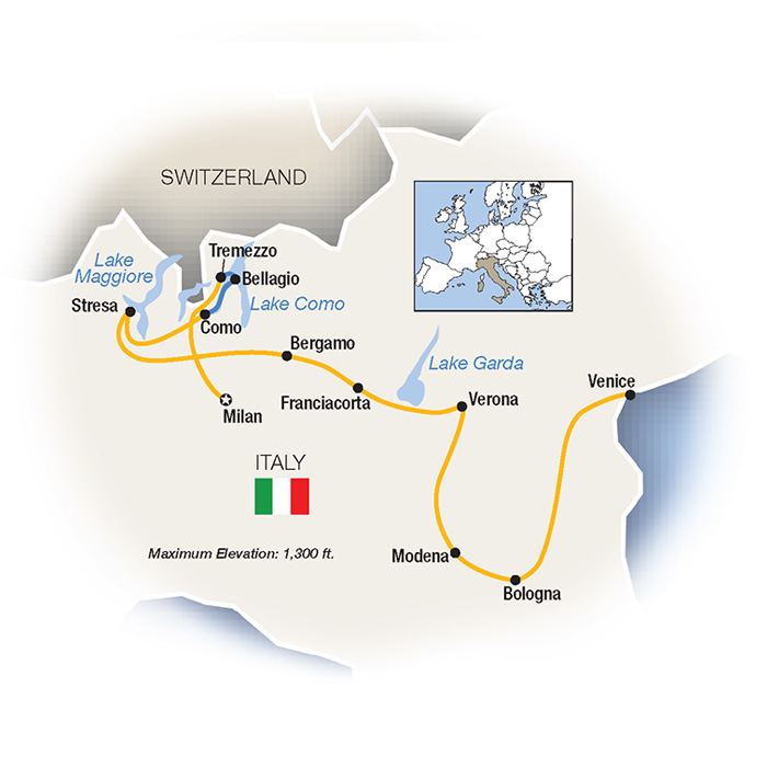 Italy Vacation