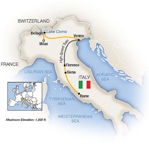 Travel Italy