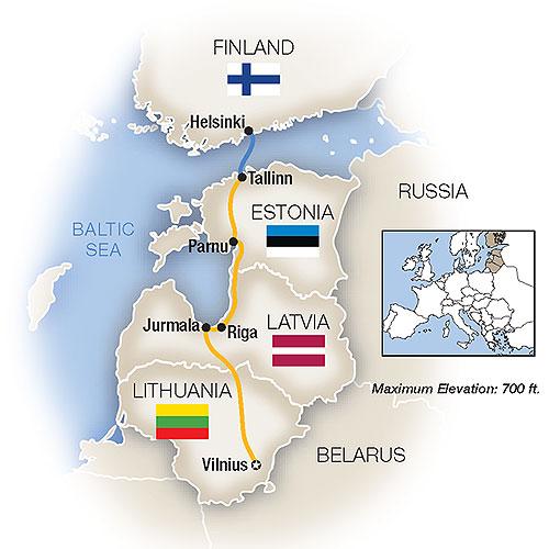 Baltic Tour