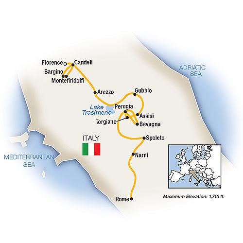 Umbria Tours