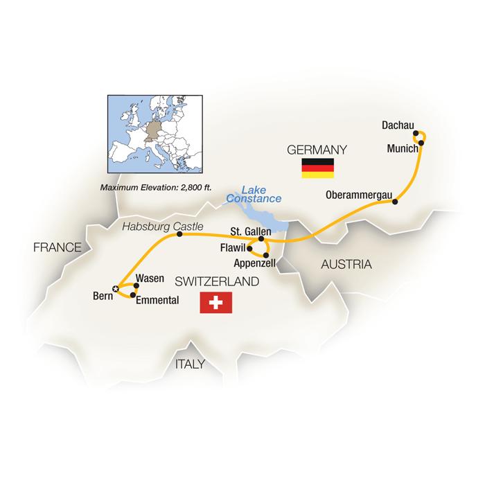 Oberammergau Tours