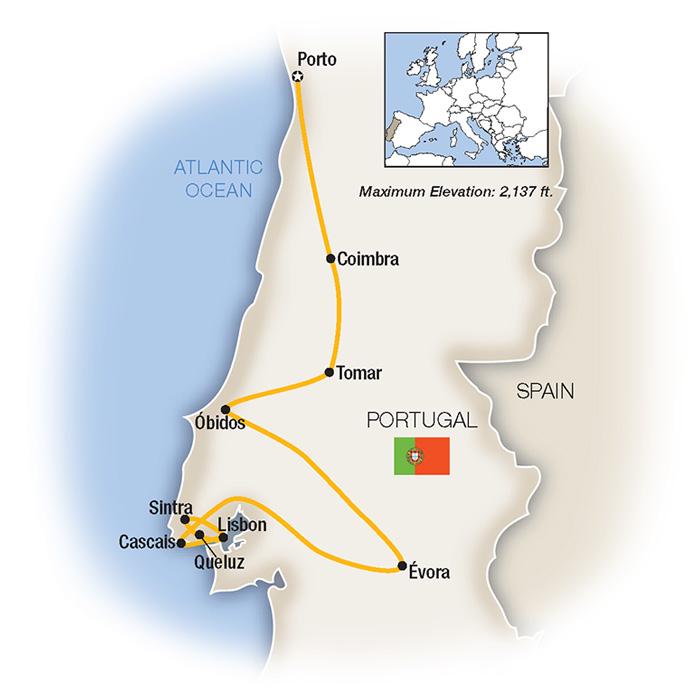 Tour Portugal