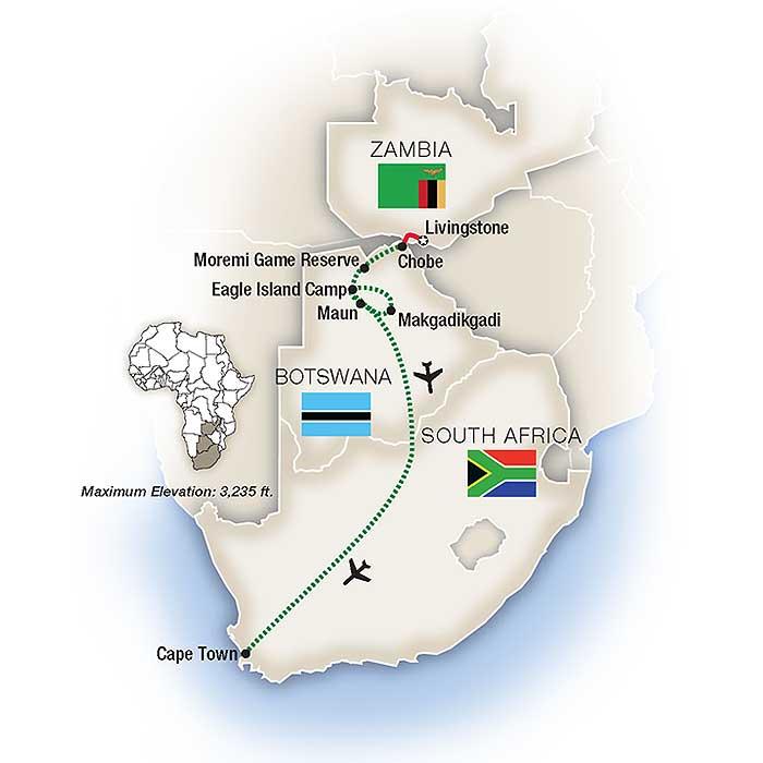 Botswana Tours