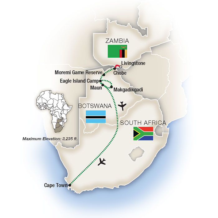 Botswana Safari & Guided Travel