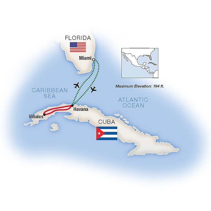 Cuba Escorted Tours