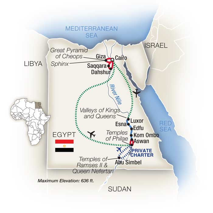 Jewels of the Nile Egypt Tour