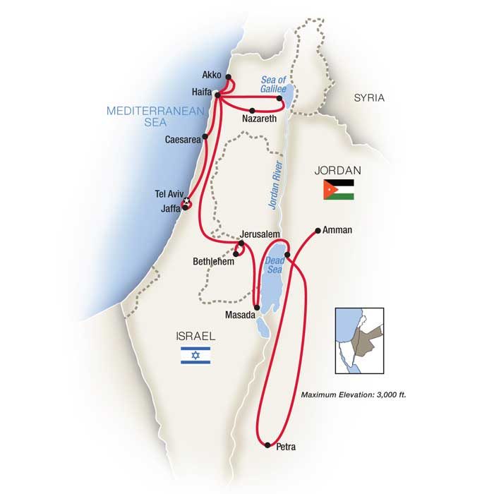 Israel Tours