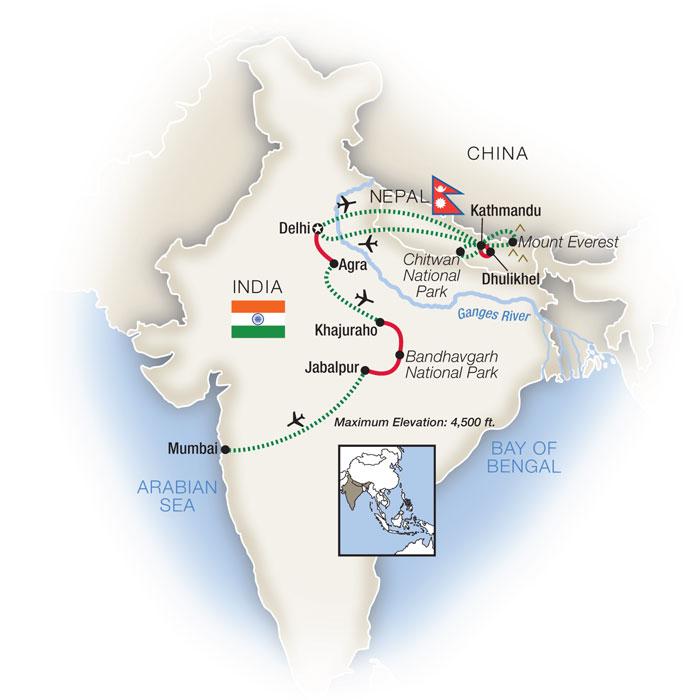 India Nepal Tours